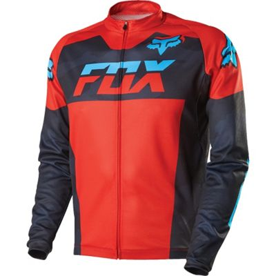 Maillot VTT Fox Racing Livewire Race à manches longues AW15