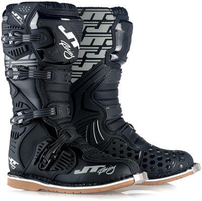 Chaussures VTT JT Racing Podium MX Boot - Noir 2017