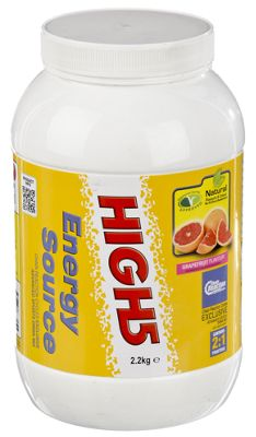 Barres énergétiques High5 Source 2.2kg - Exclusif CRC