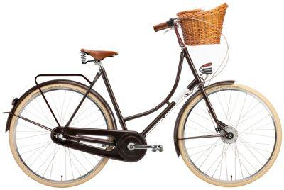 Vélo de ville Creme HolyMoly Doppio Femme 2015