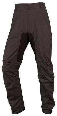 Pantalon vélo imperméable Endura Hummvee Full Zip SS17