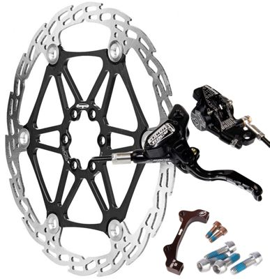 Frein à disque VTT Hope Stealth Race X2 EVO + rotor