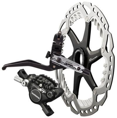 Frein à disque VTT Shimano XT T785 Trekking + Rotor