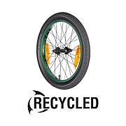 Fiction 18 BMX Front Wheel - Cosmetic Damage