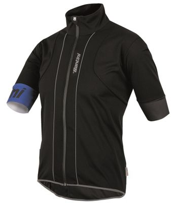 Maillot Route Santini Reef Water+Wind Resistant manches courtes AW15