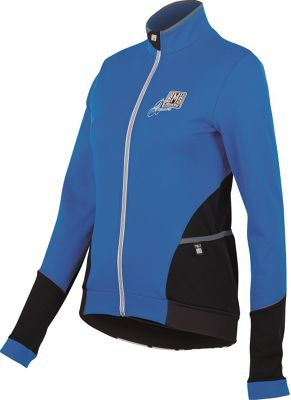Maillot Route Santini Femme Mearsey LS Thermofleece manches courtes AW14