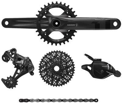 Groupe complet SRAM X1 1000 11 vitesses