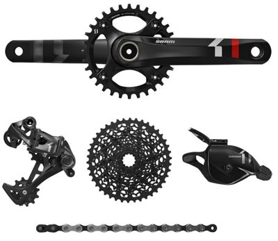 Groupe complet SRAM X1 1400 11 vitesses