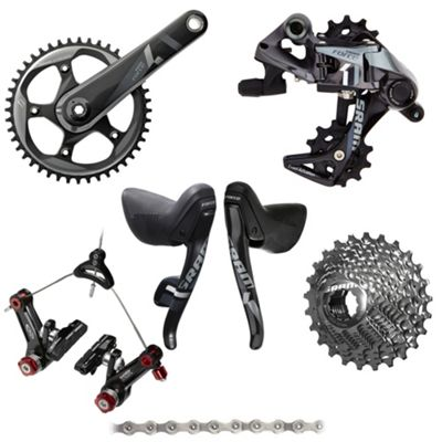 Groupe complet Route SRAM Force CX1 11 vitesses