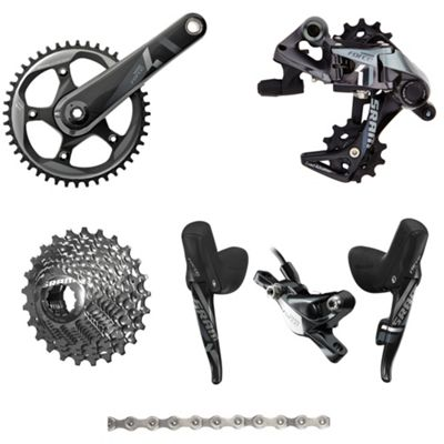 Groupe complet Route SRAM Force CX1 11 vitesses HydroR