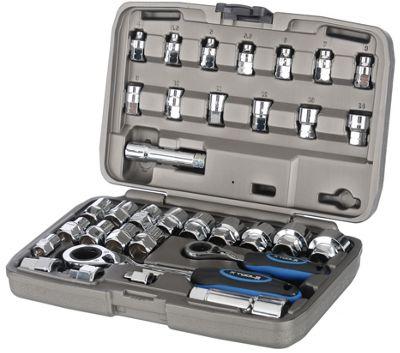 Caisse à outils X-Tools - 34 pièces
