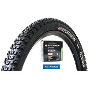 picture of Hutchinson Cougar XC Tyre + FREE Tube