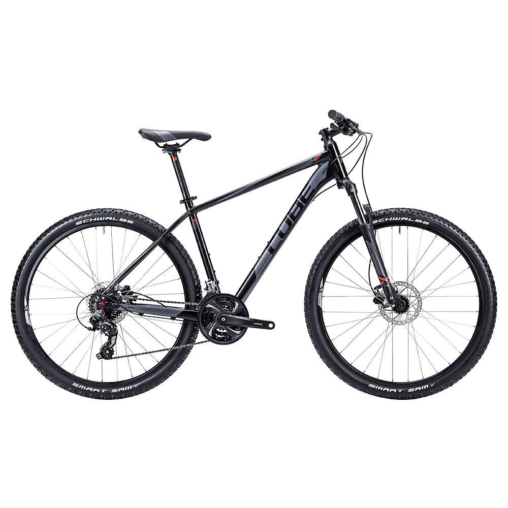 Bicicleta rígida Cube Aim Disc 27.5