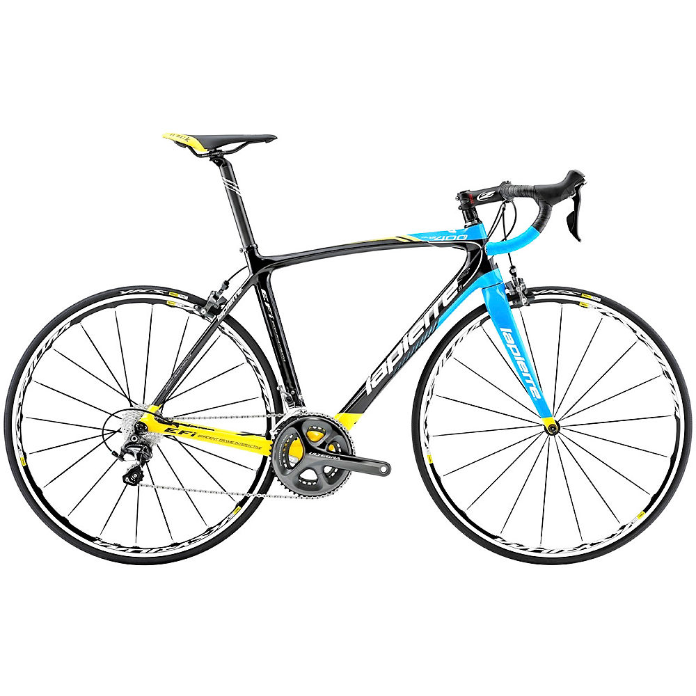 Product image of Lapierre Xelius EFI 400 DB Road Bike 2015