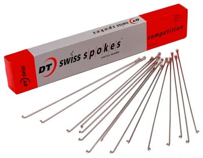 Rayons DT Swiss Champion Stainless PG