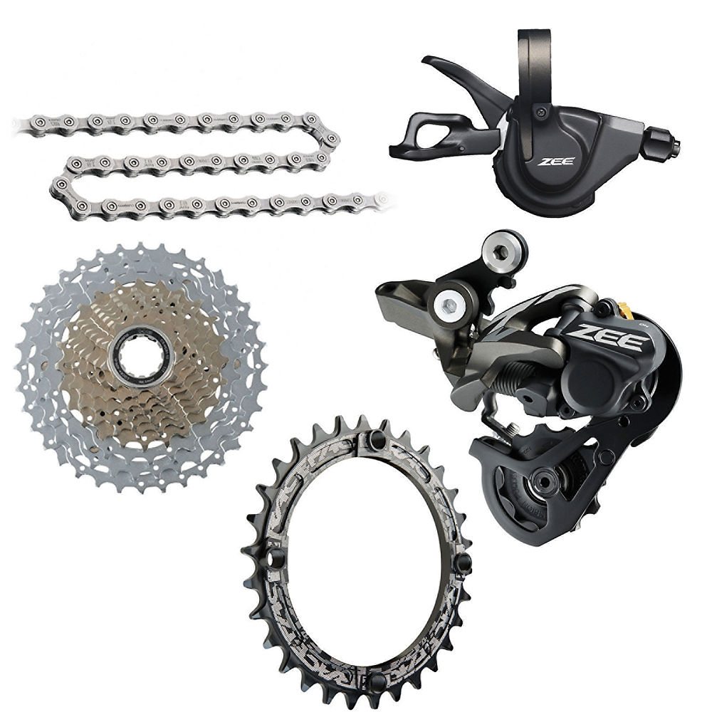 shimano-zee-1x10sp-gear-kit-bundle