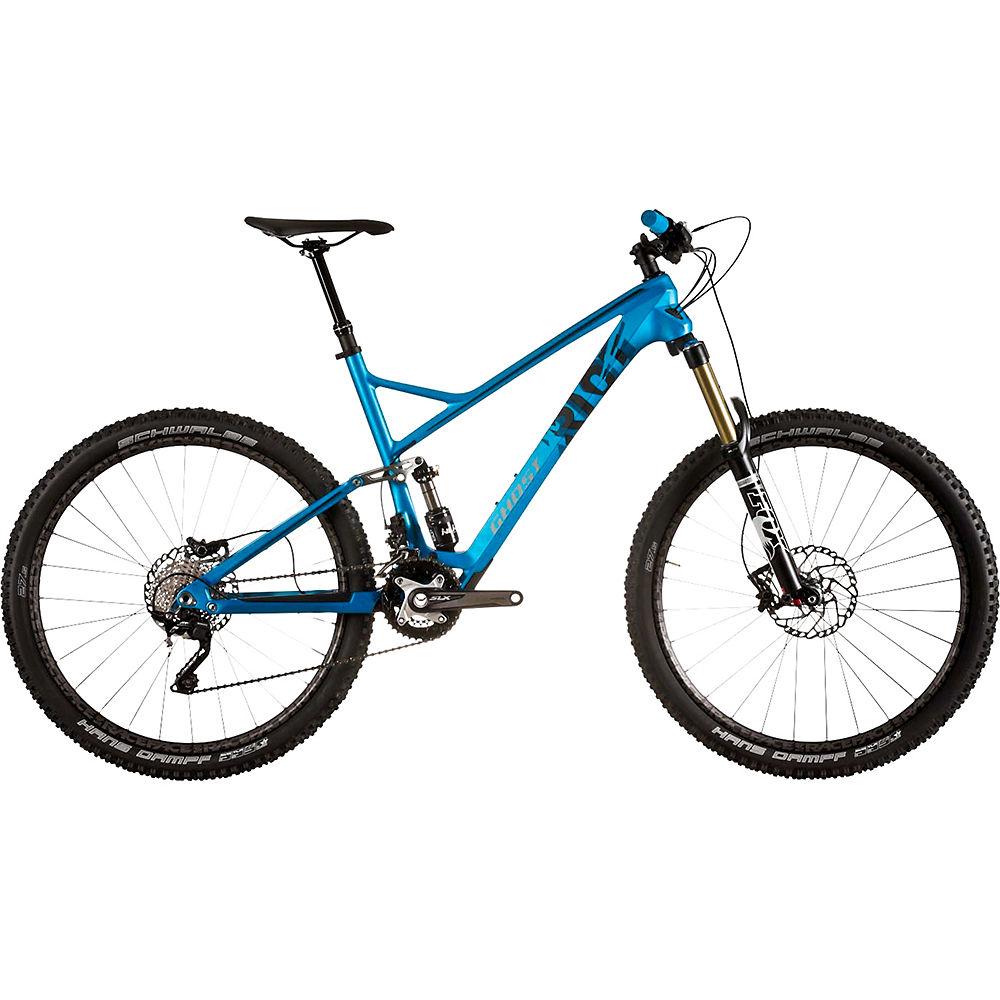 Bicicleta de suspensión Ghost Riot LT 6 LC 2015