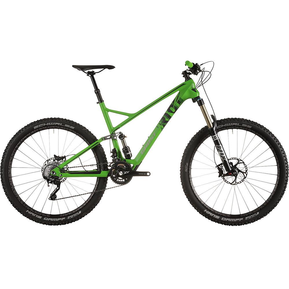 Bicicleta de suspensión Ghost Riot LT 8 LC 2015