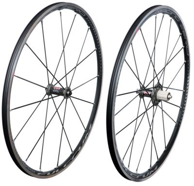 Roues Route Fulcrum Racing Zero Black 2016