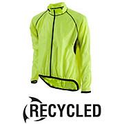 Lusso Aqua Nylon Jacket - Ex Display