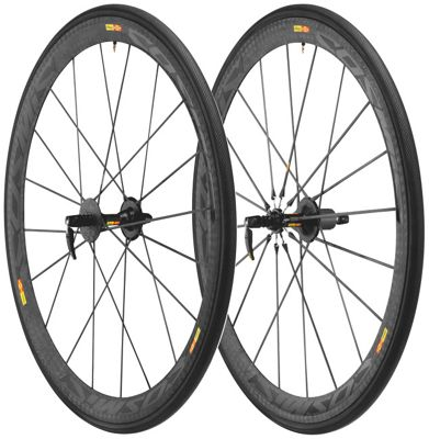 Jeu de Roues Route Mavic Cosmic Carbone Ultimate 2015
