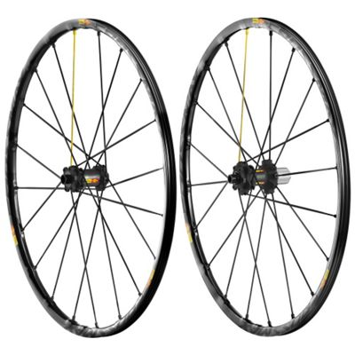 Paire de roues Mavic Crossmax SL 2015