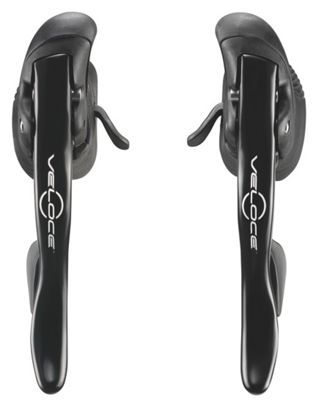 Leviers Campagnolo Veloce Power-Shift Ergo 10 vitesses