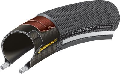 Pneu VTT slick Continental Sport Contact II