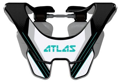 Support de cou Atlas Carbon 2016