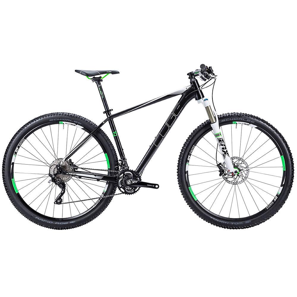 Bicicleta rígida Cube LTD SL 29 2015