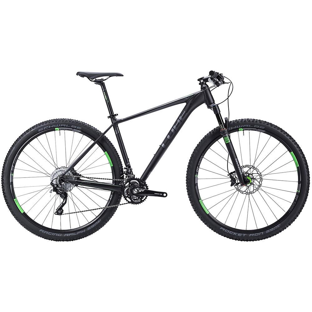 Bicicleta rígida Cube Reaction HPA SL 29 2015