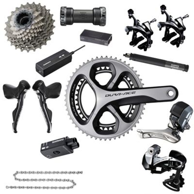 Groupe Complet Shimano Dura-Ace 9070 Di2 11 vitesses