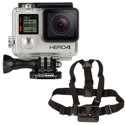 Caméra GoPro Hero4 Silver