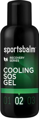 Cooling SOS Gel Sportsbalm Recovery Series