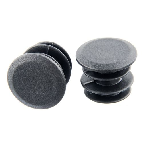 Brand plastic push in bar end plugs chain reaction cycles
