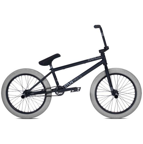 Stolen Sts Ramos Bmx Bike 2015 Chain Reaction Cycles
