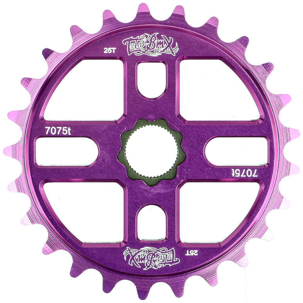 total-bmx-spline-drive-sprocket