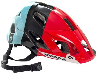 Casque 661 VTT Evo AM Tres MIPS lemans 2015