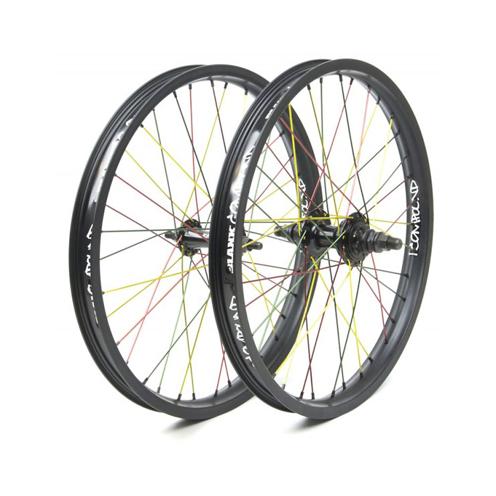 Blank Compound 2 Wheelset  Rasta