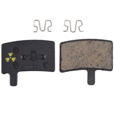 Patin de frein à disques Nukeproof Hayes Stroker Trail-Gram-Carbon
