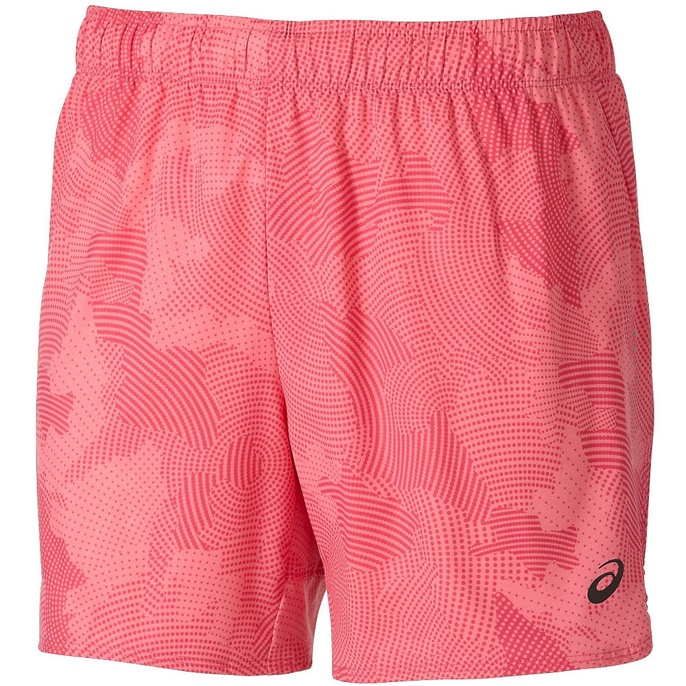 "Pantalón corto tejido de Mujer Asics Level 2 5.5"" SS15"