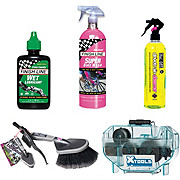 Chain Reaction Cycles Bike Cleaning Bundle