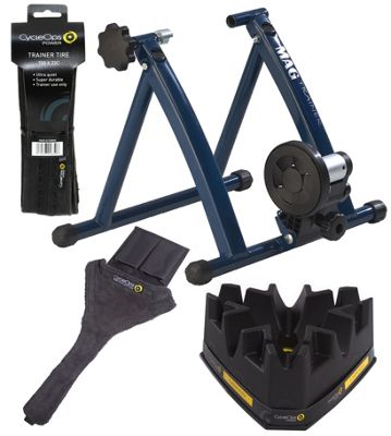Pack Accessoires + Home Trainer CycleOps