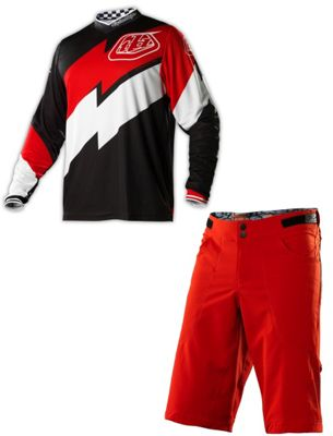 Maillot + Short Troy Lee Designs Clothing
