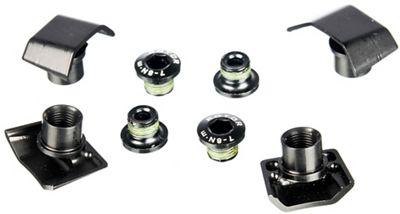 Couvercles de boulons Rotor pour plateau Shimano 4 boulons