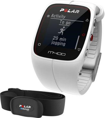 Compteur Polar M400 avec moniteur cardiaque
