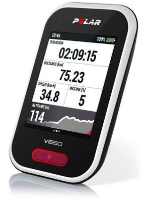 Compteur Polar V650 Cycling GPS