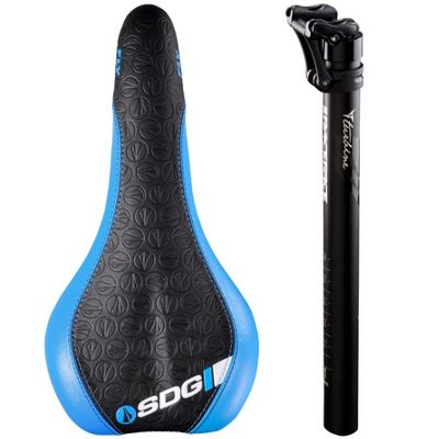 Kit tige de selle Turbine + selle Race Face