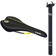 Race Face Ride Seatpost + Saddle Bundle