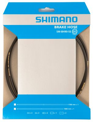 Gaine frein à disque Shimano Deore-LX (BH90)